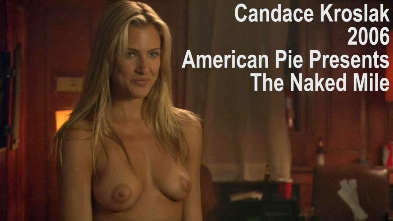 presents naked pie American mile the